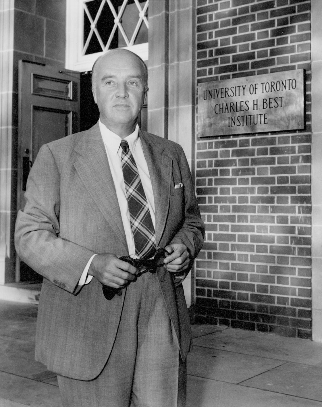 Dr. Charles H. Best