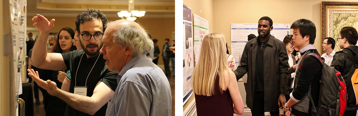 poster session photos